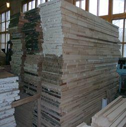 Производство мебельных заготовок